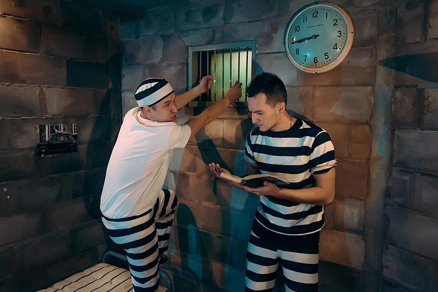 «сонник побег из тюрьмы приснился, к чему снится во сне побег из тюрьмы».